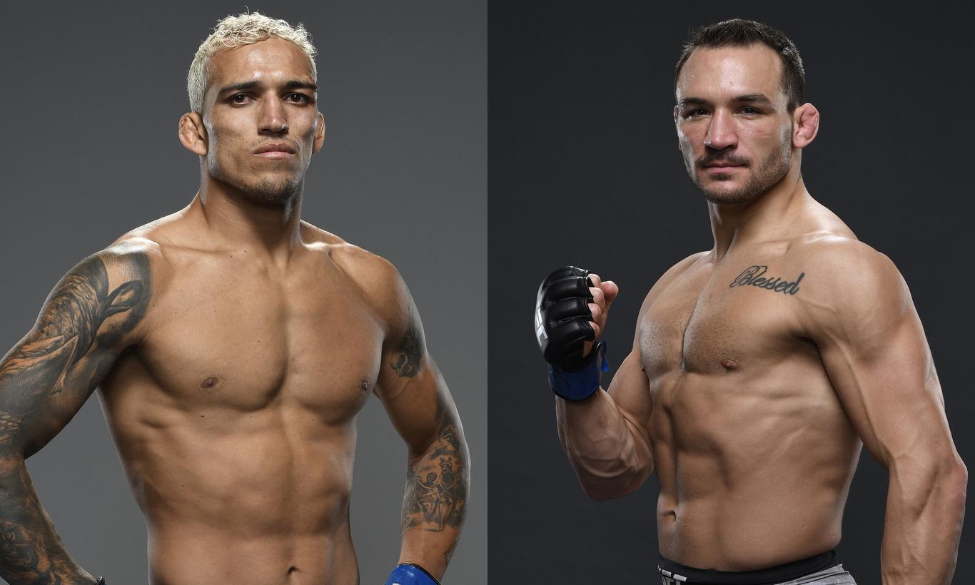 UFC-究極格闘技- UFC262 in ヒューストン