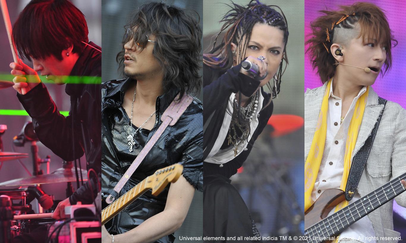 L'Arc~en~Ciel「20th L'Anniversary WORLD TOUR 2012 THE FINAL」