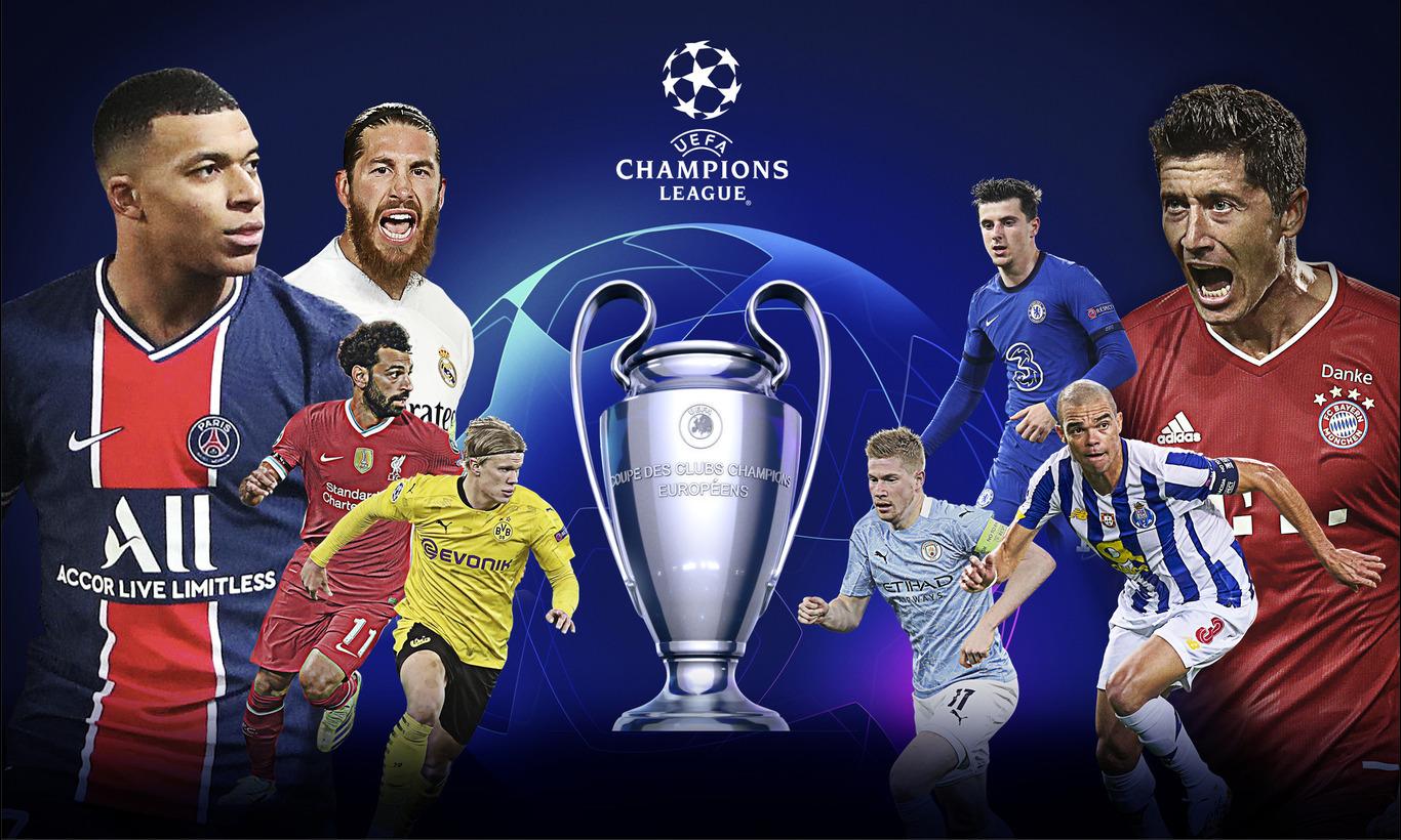 欧州サッカー UEFAチャンピオンズリーグ 2020-21