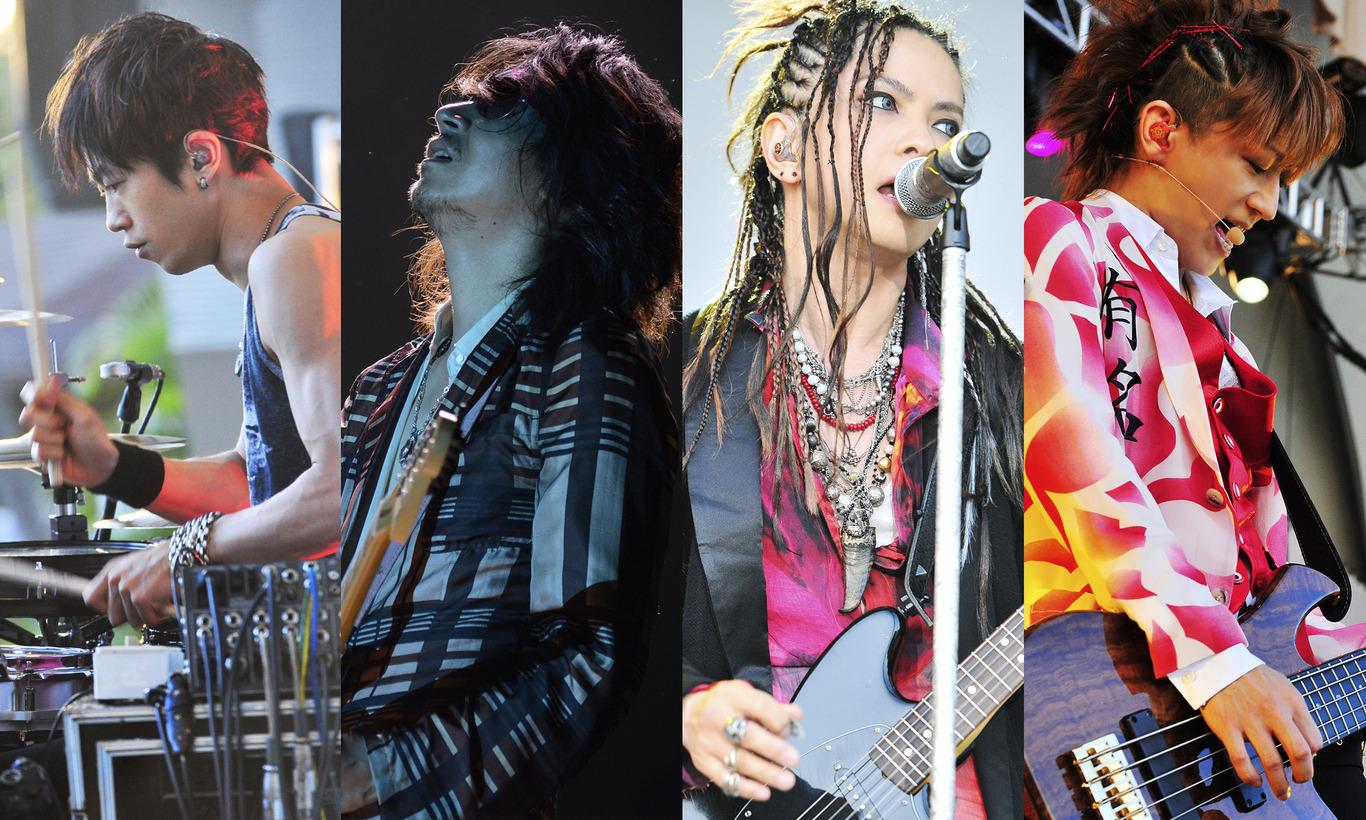 L'Arc~en~Ciel「20th L'Anniversary Year Live in Hawaii」