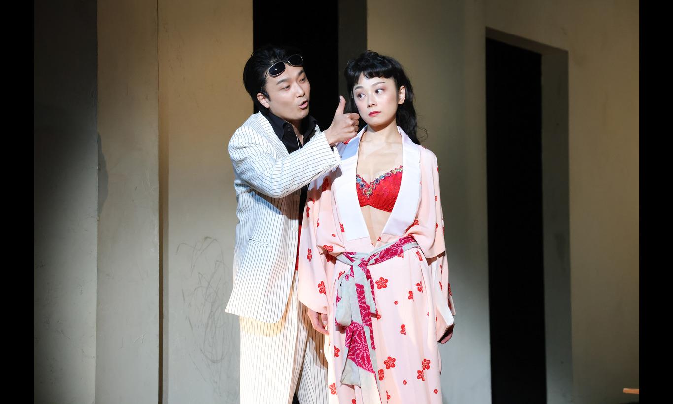 こまつ座第135回『日本人のへそ』作・井上ひさし 演出・栗山民也