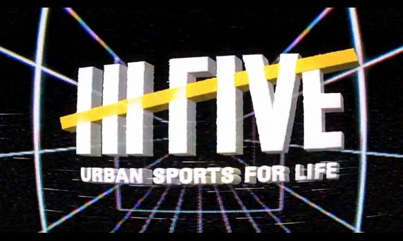 【パルクール特集】HI-FIVE#3 番組宣伝映像【野村周平】