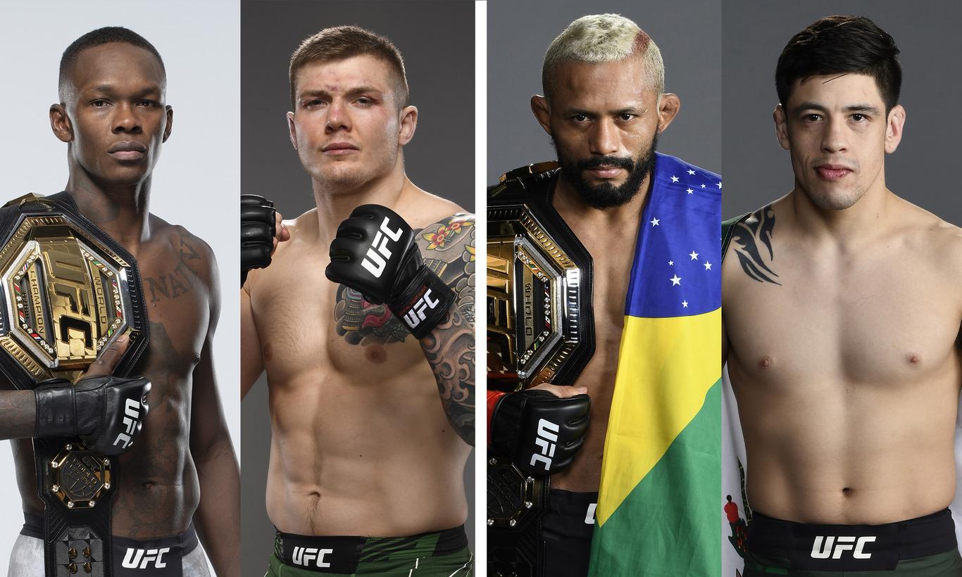 生中継!UFC-究極格闘技- UFC263