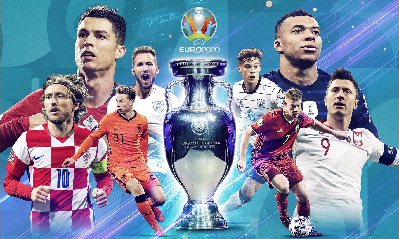 UEFA EURO 2020TM サッカー欧州選手権