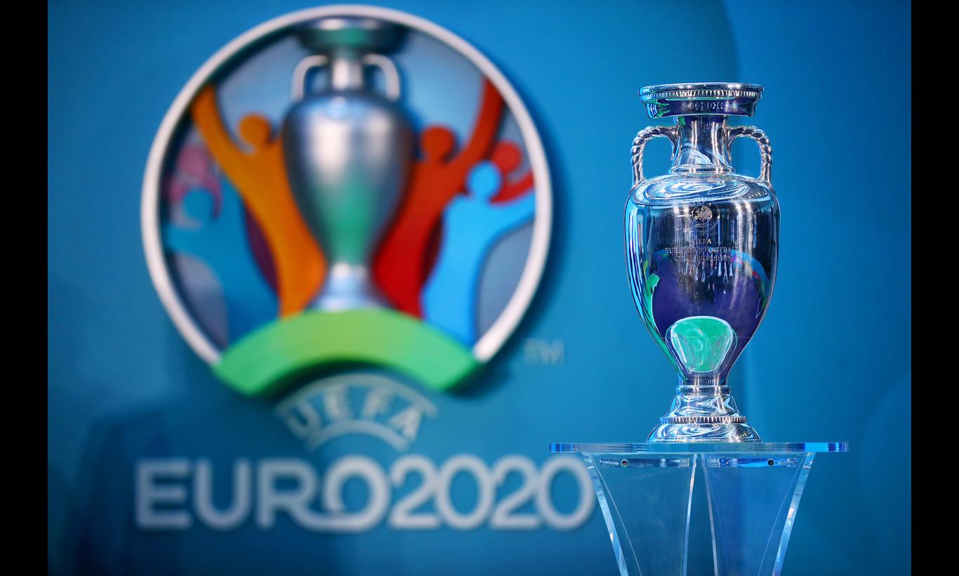 UEFA EURO 2020TM サッカー欧州選手権マガジン