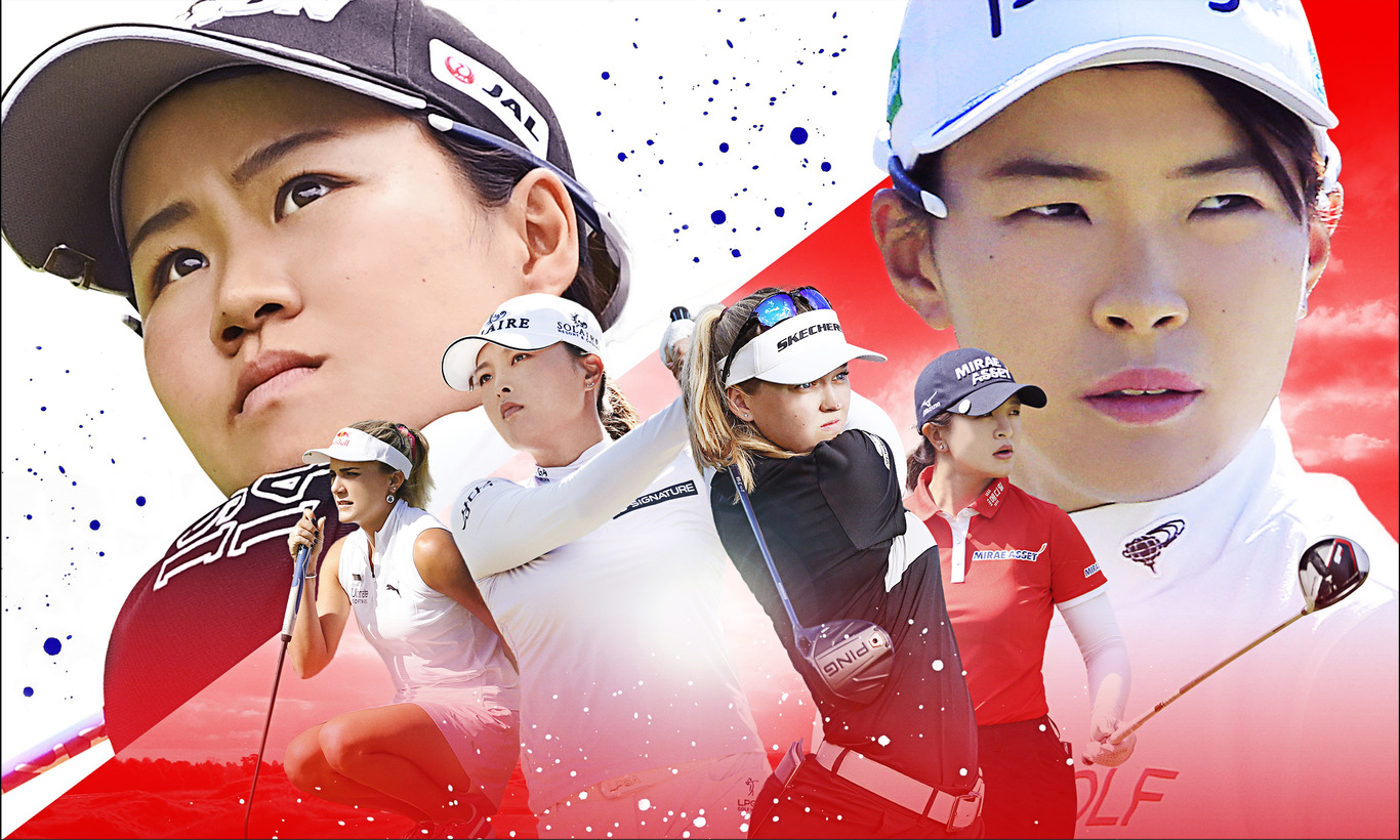 笹生優花 最年少優勝!全米女子オープンゴルフ最終日