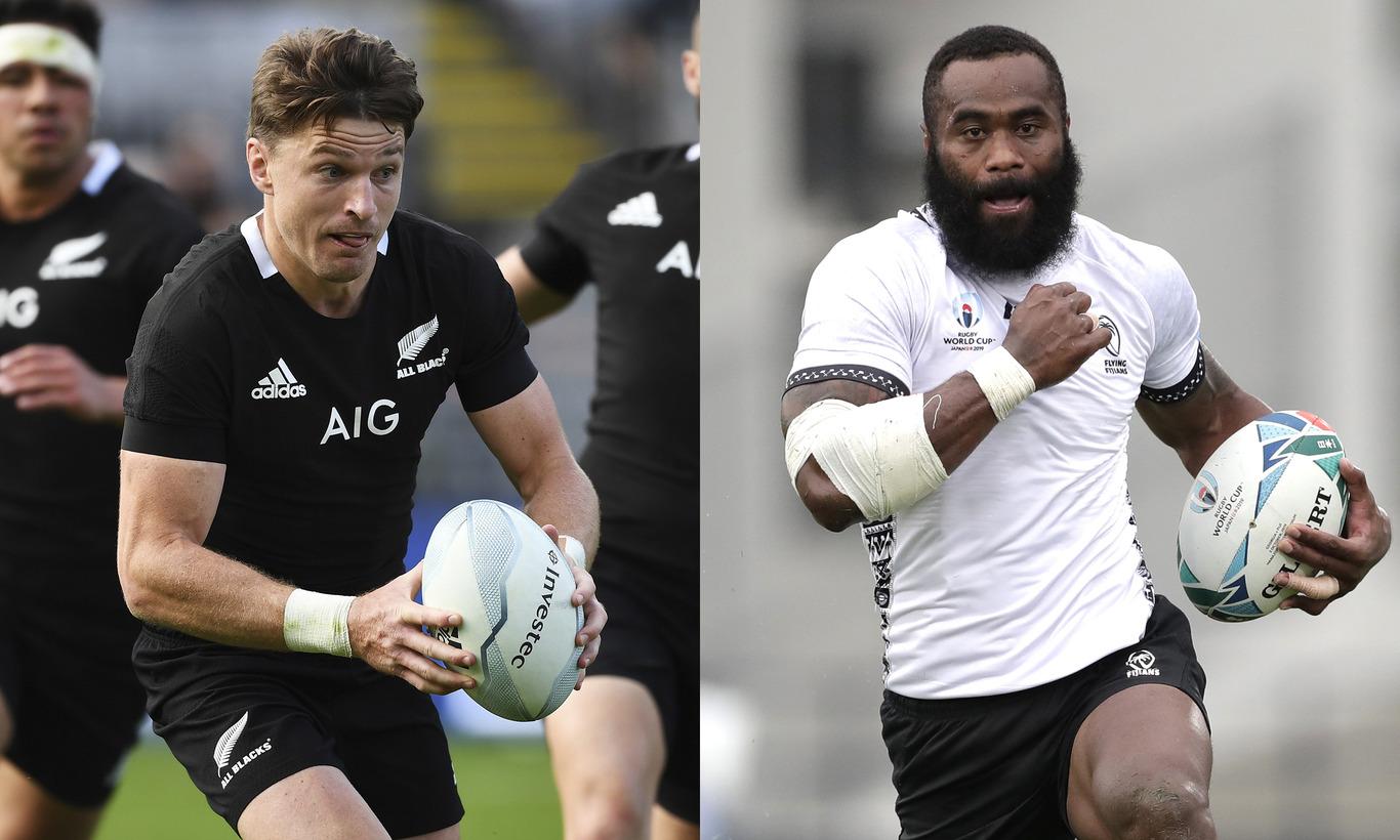 ラグビー オールブラックス テストマッチ 2021 ニュージーランドvsフィジー 第2戦
