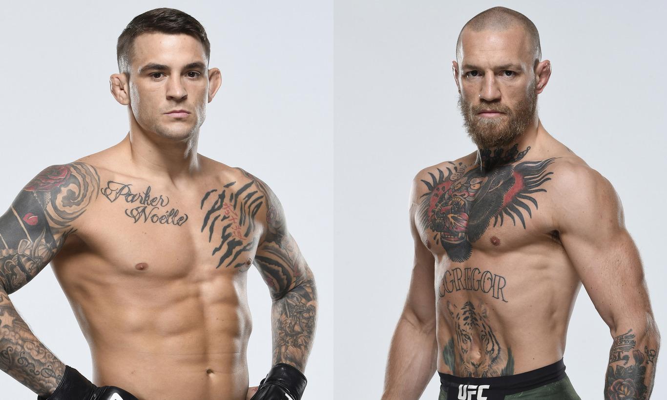 UFC-究極格闘技- UFC264 in ラスベガス