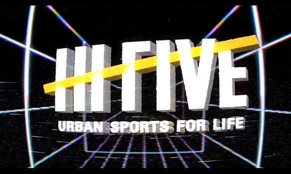 【BMX特集】HI-FIVE #6 番組宣伝映像