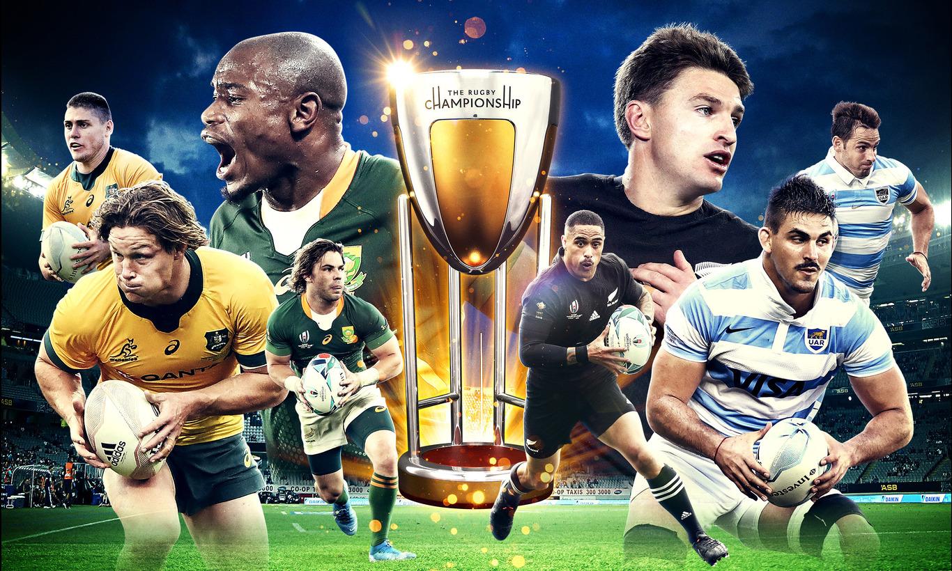 南半球4カ国対抗戦 ザ・ラグビーチャンピオンシップ