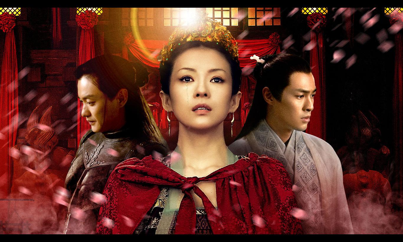 チャン・ツィイー主演「上陽賦~運命の王妃~」