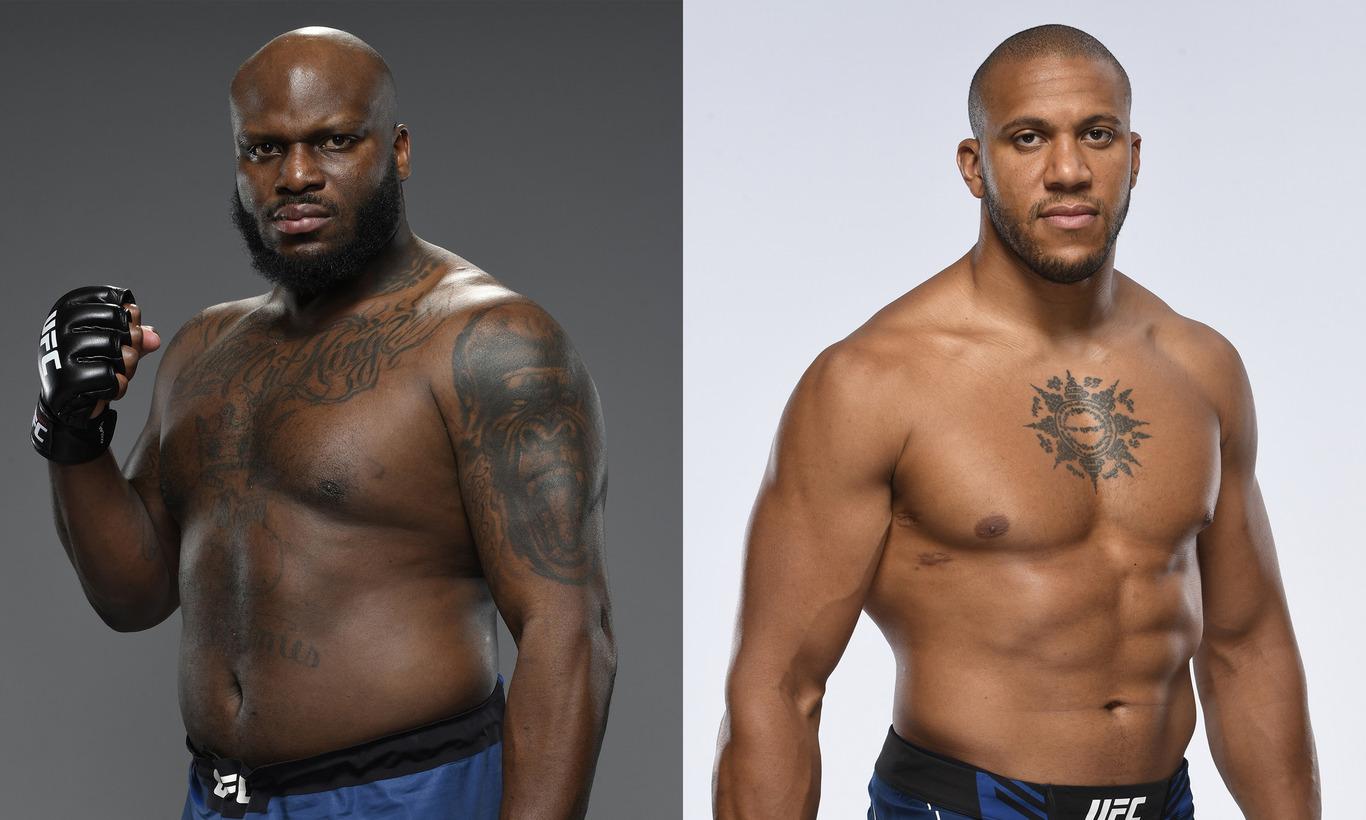 UFC-究極格闘技- UFC265 in ヒューストン