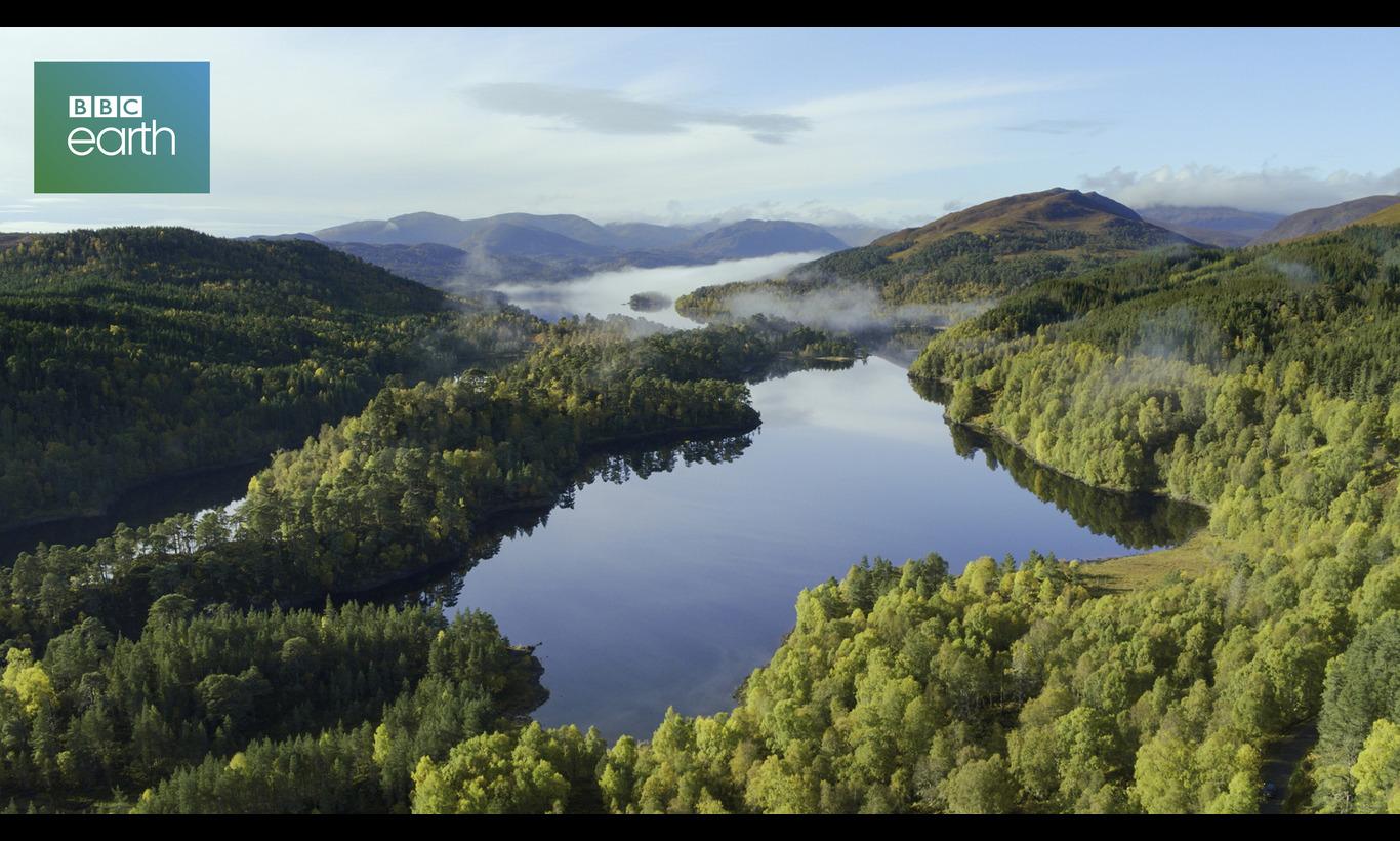 BBC Earth 2021 エイジ・オブ・ネイチャー 守るべき地球