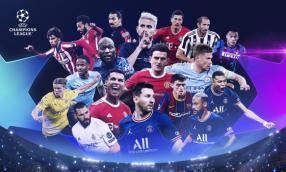 欧州サッカー UEFAチャンピオンズリーグ グループステージ