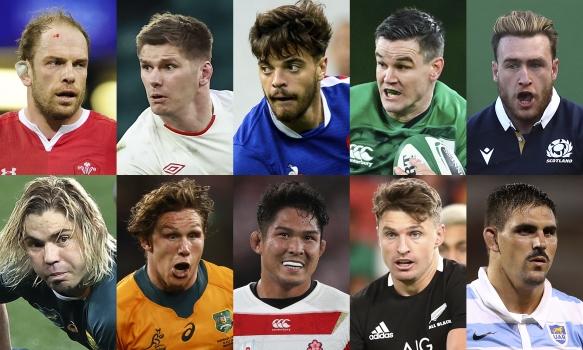 ラグビー テストマッチ 2021 オータム・ネーションズシリーズ ウェールズvsニュージーランド