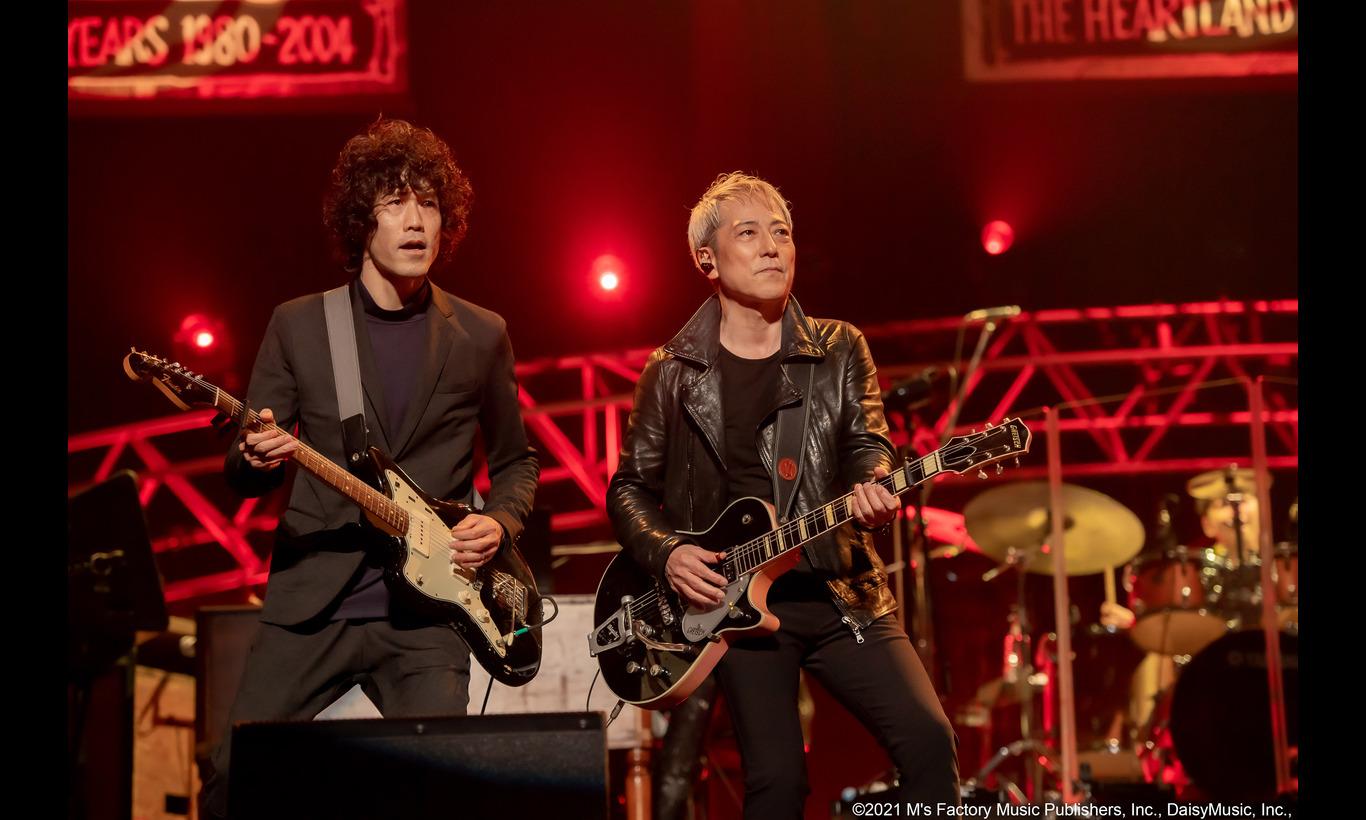 佐野元春 & THE COYOTE GRAND ROCKESTRA「ヤァ! 40年目の武道館 & 大阪城ホール」