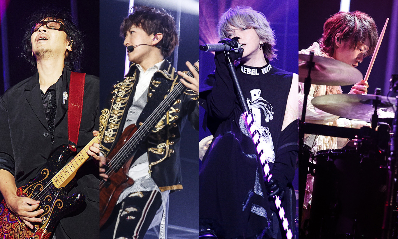 "L'Arc~en~Ciel「30th L'Anniversary Starting Live ""L'APPY BIRTHDAY!""」"
