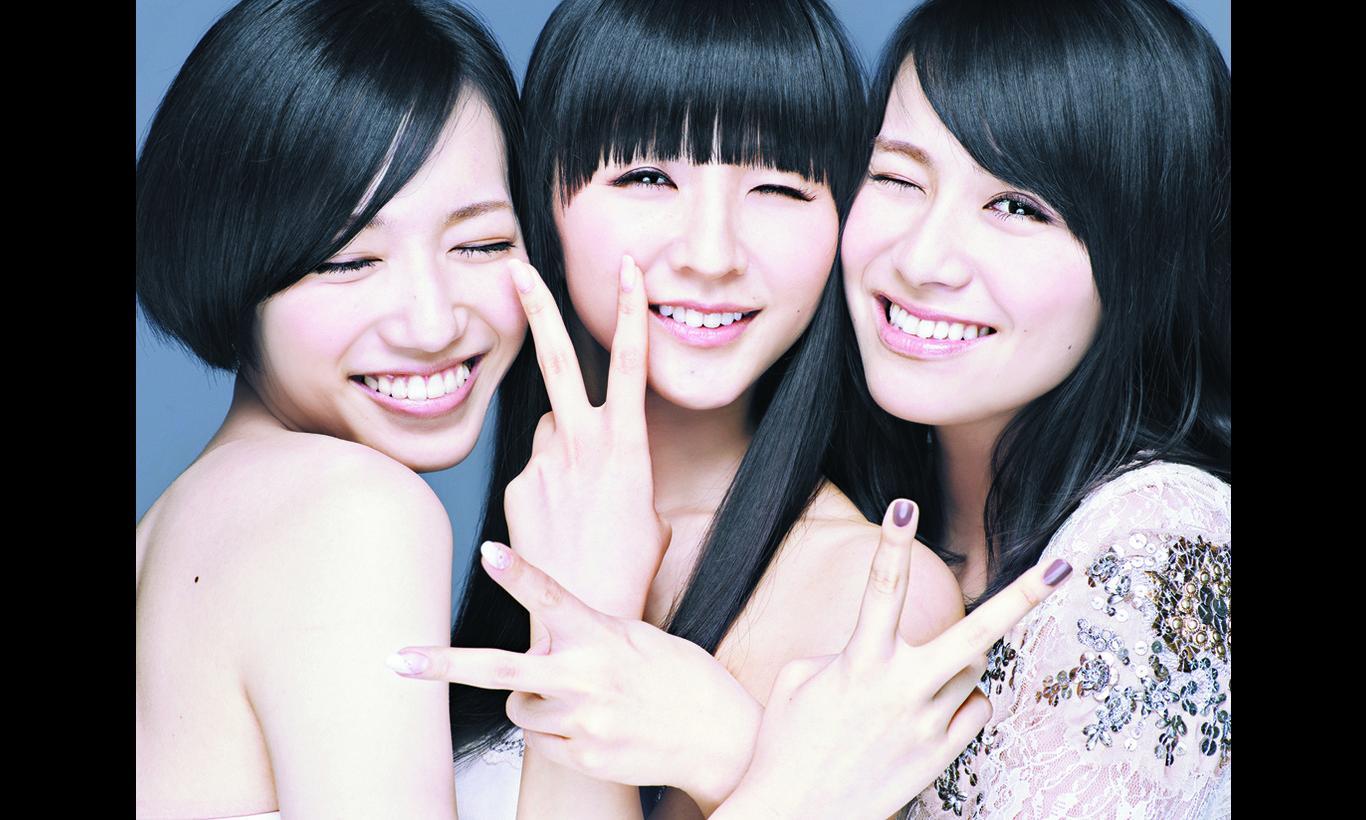 Perfume LIVE @東京ドーム 「1 2 3 4 5 6 7 8 9 10 11」