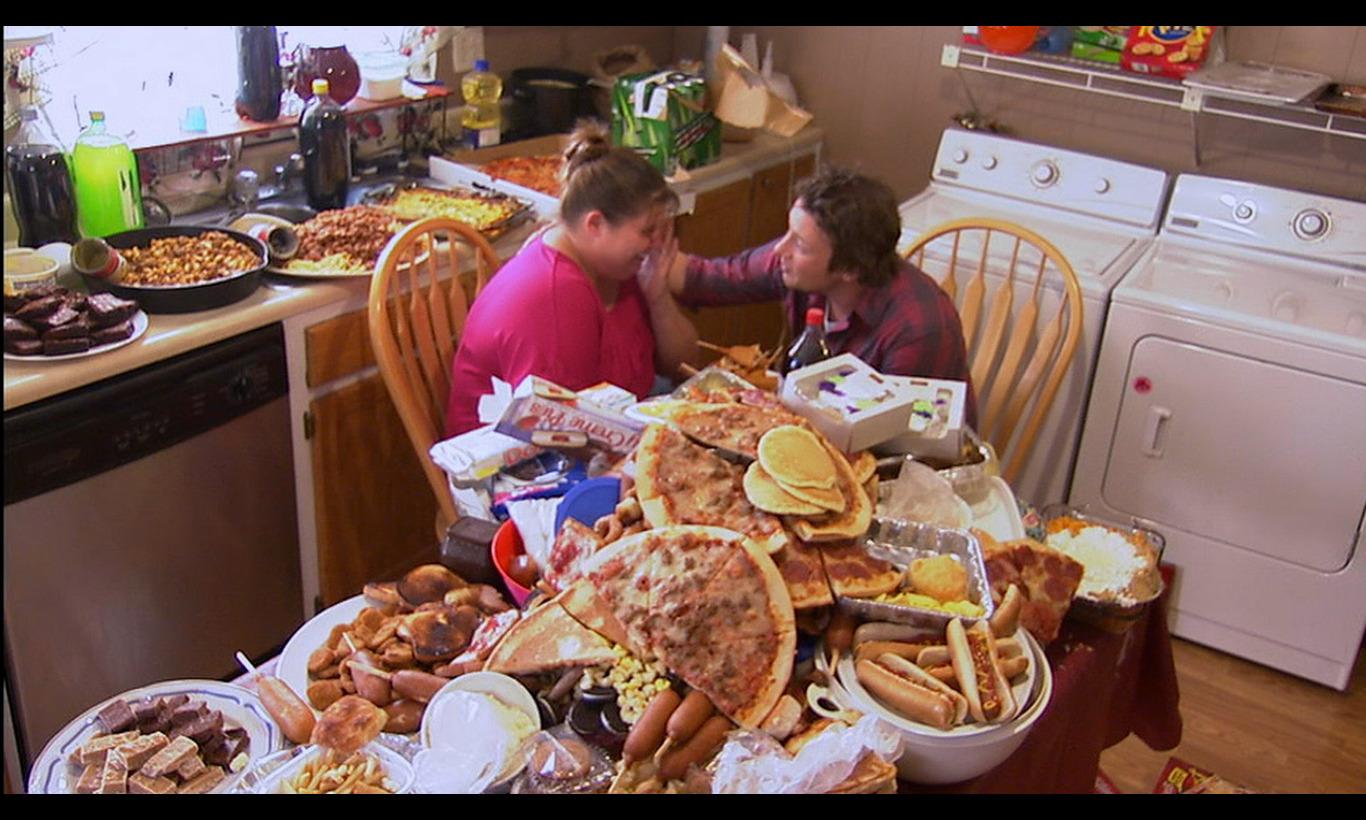ジェイミーの食育革命!in USA