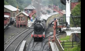 Railway Story イギリス・アイルランド大縦断 Part-5中世の古都を巡る