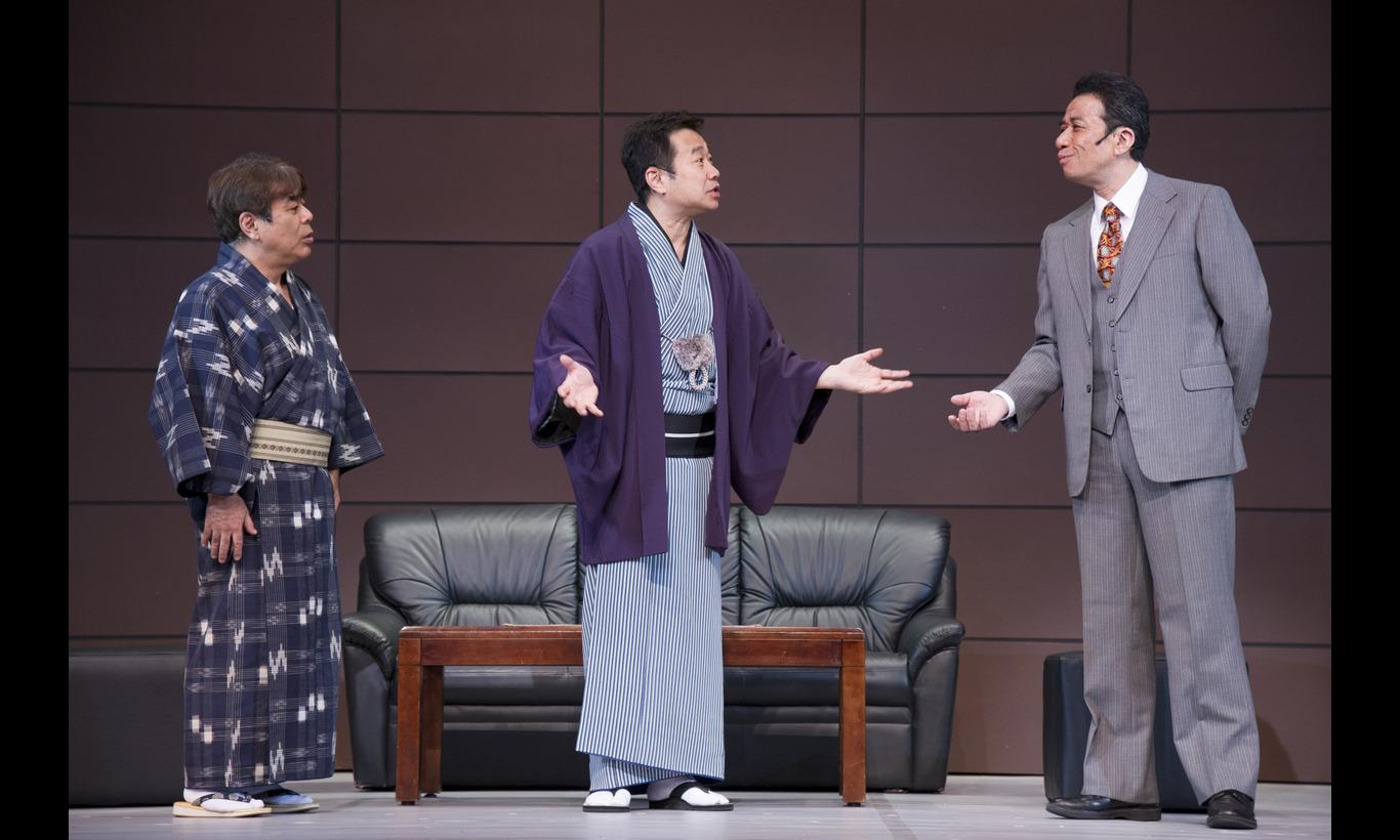 熱海五郎一座「落語日本花吹雪 ~出囃子は殺しのブルース~」