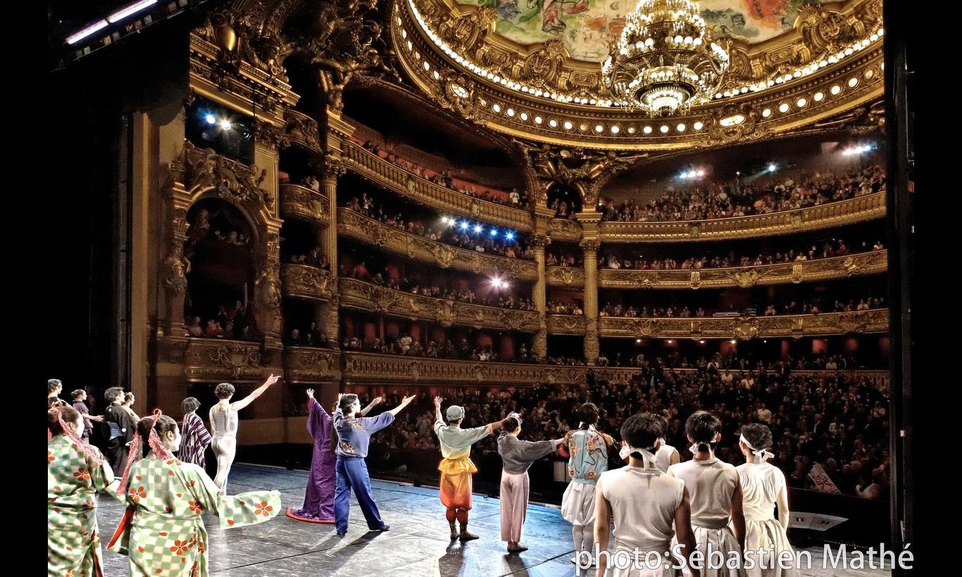 ノンフィクションW パリ・オペラ座の「ザ・カブキ」