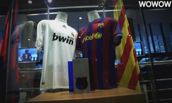 スペインサッカー リーガ・エスパニョーラ 『クラシコ 名言集』