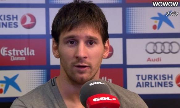 バルセロナ:監督&選手 インタビュー(2012/10/07)