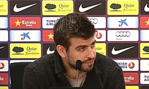 バルセロナ:ピケ インタビュー (2012/12/3)