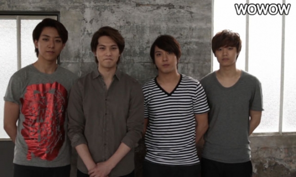 SUMMER SONIC 2013 出演者コメント/CNBLUE