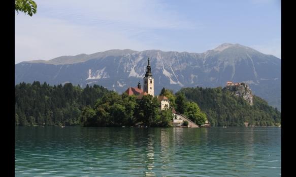 Railway Story アルプスの瞳スロヴェニア