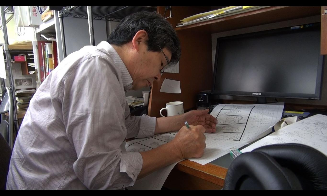 高畑勲、「かぐや姫の物語」をつくる。