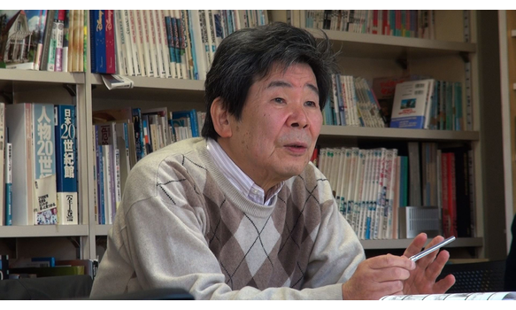 ノンフィクションW 高畑勲、「かぐや姫の物語」をつくる。