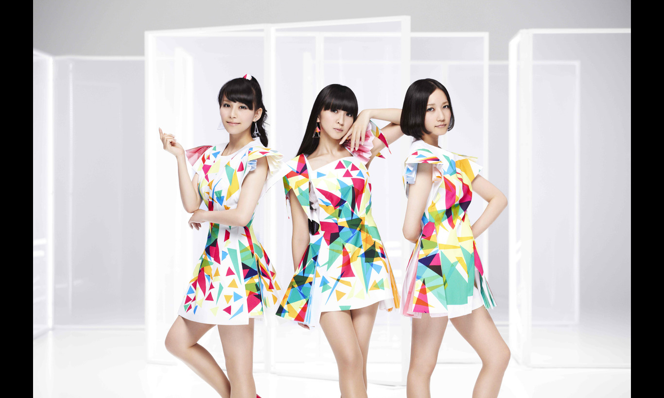 Perfume 4th Tour in DOME 「LEVEL3」