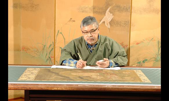 ノンフィクションW アメリカで時を止める男 日本画修復師・西尾喜行