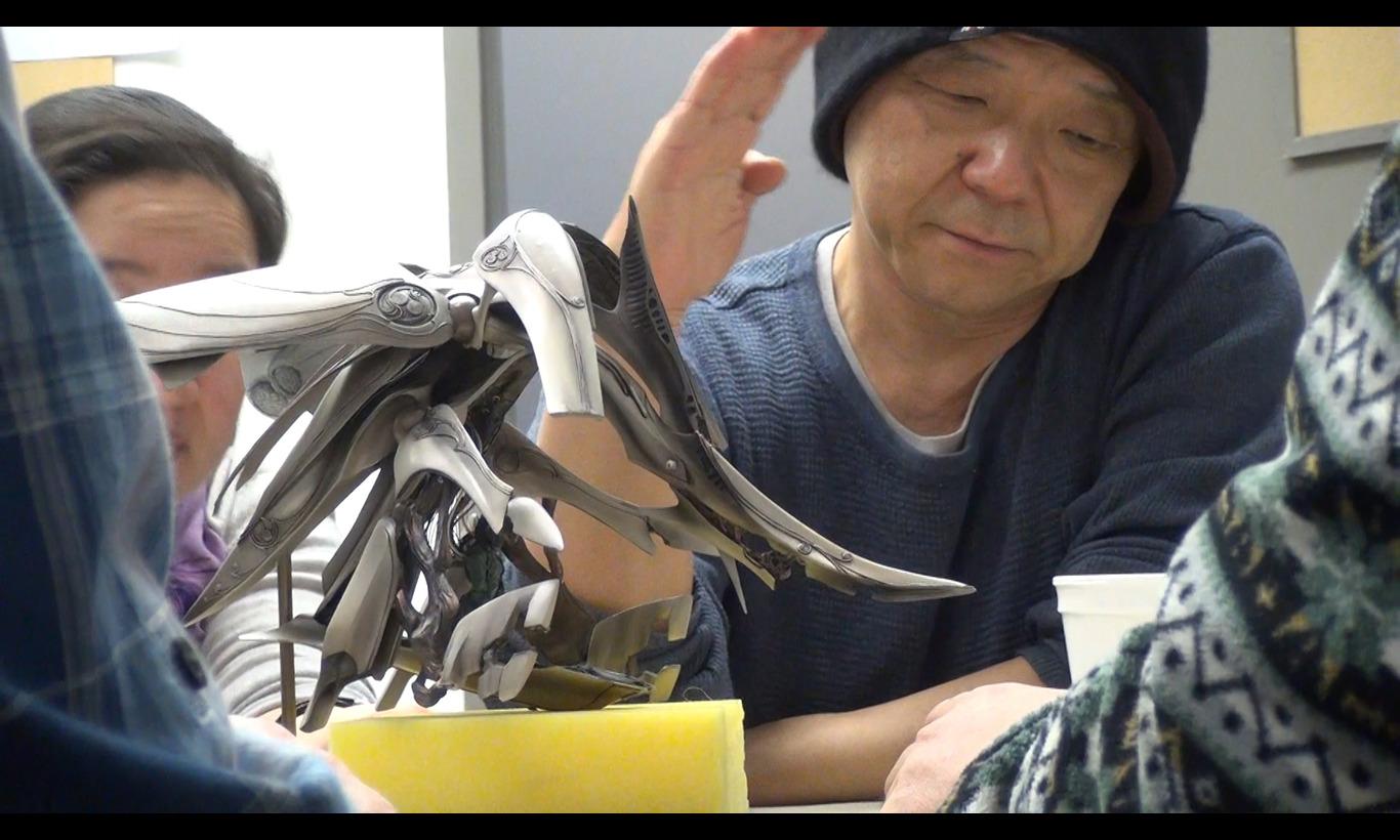 ノンフィクションW さらば愛する日本よ〜密着・押井守の世界挑戦800日〜