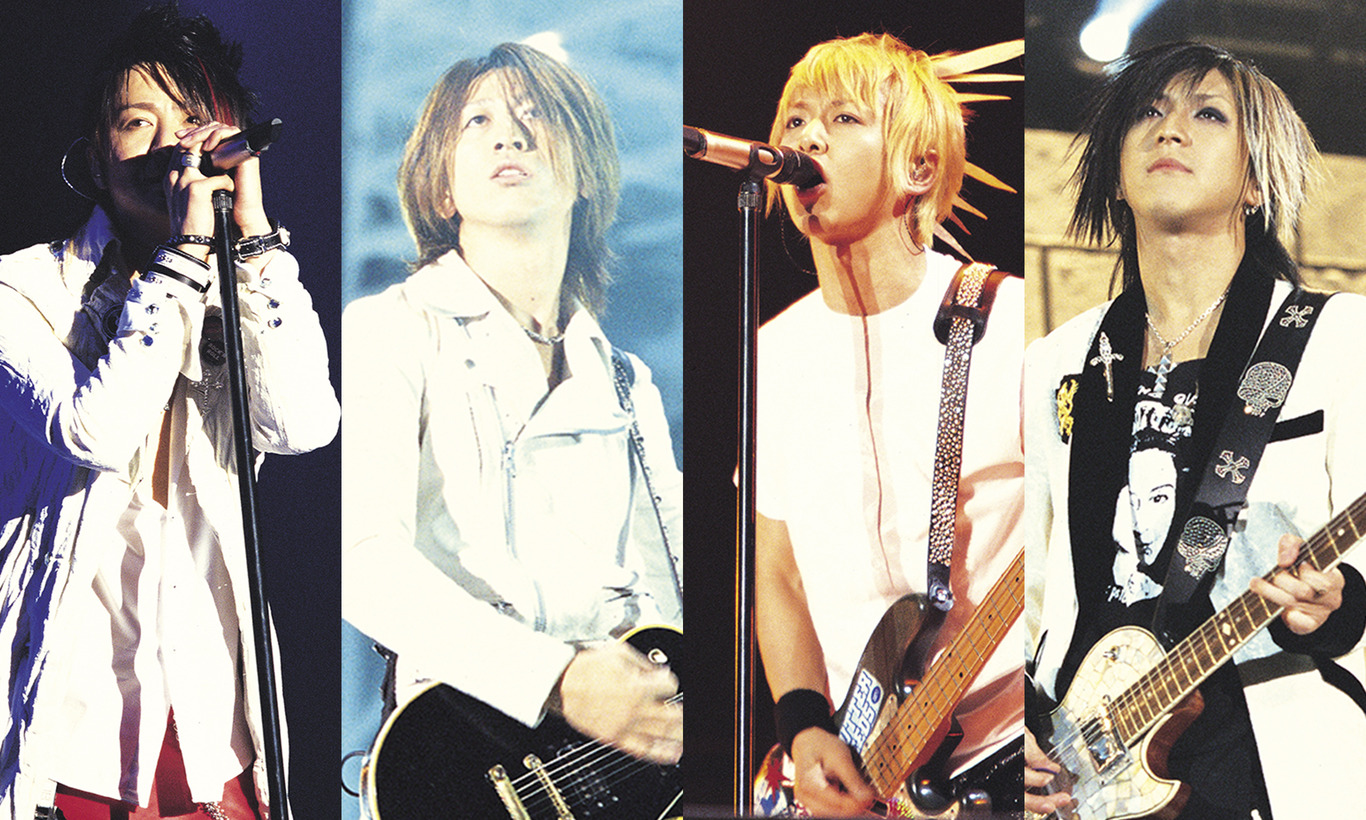 10th Anniversary Year Final ~ GLAY DOME TOUR 2005 WHITE ROAD in TOKYO DOME