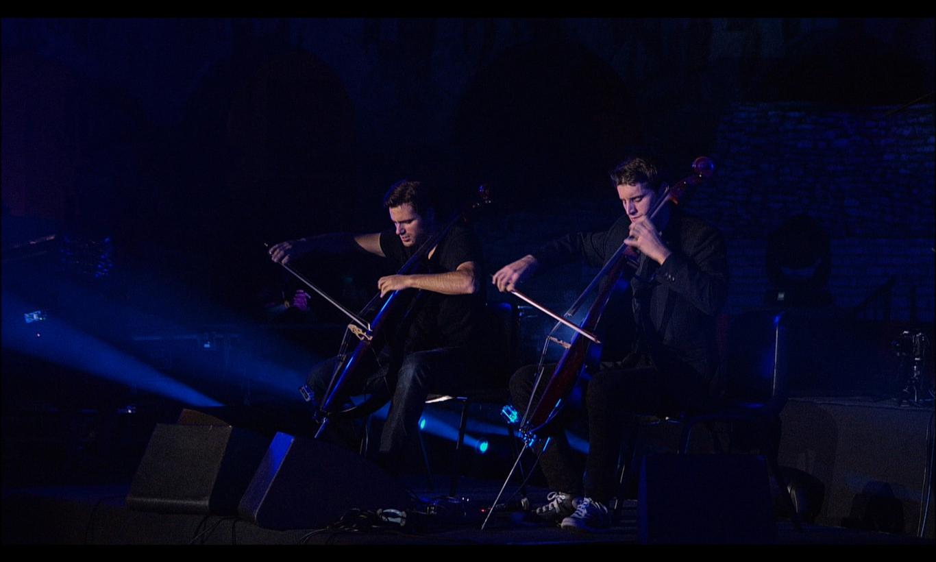 2CELLOS ライブ・イン・クロアチア 2013