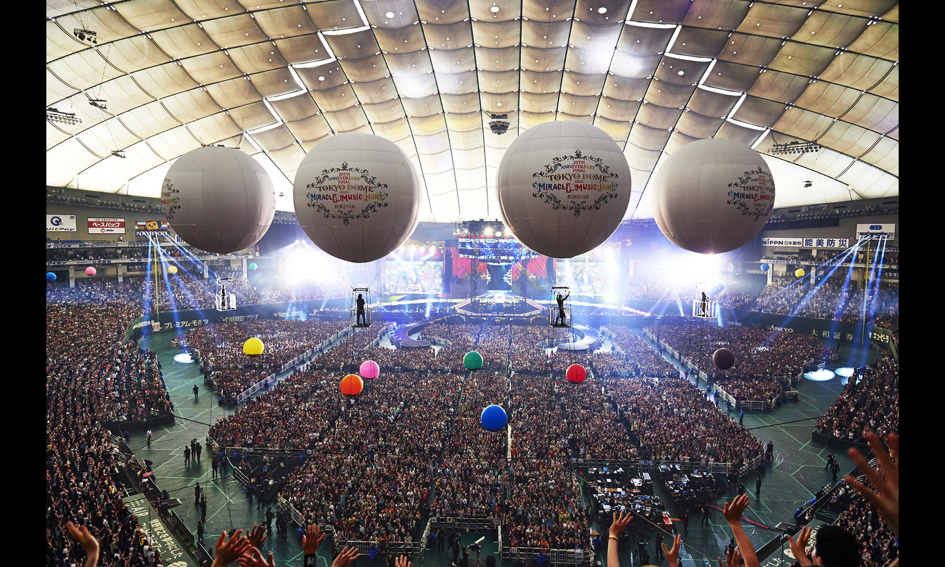 20th Anniversary Final GLAY in TOKYO DOME 2015