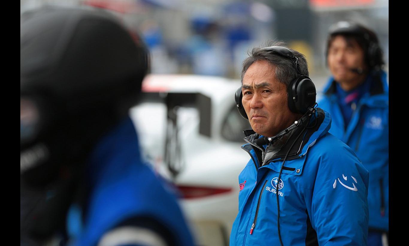 伝説のカーエンジニア 64歳の挑戦 〜密着!ニュルブルクリンク24時間レース〜