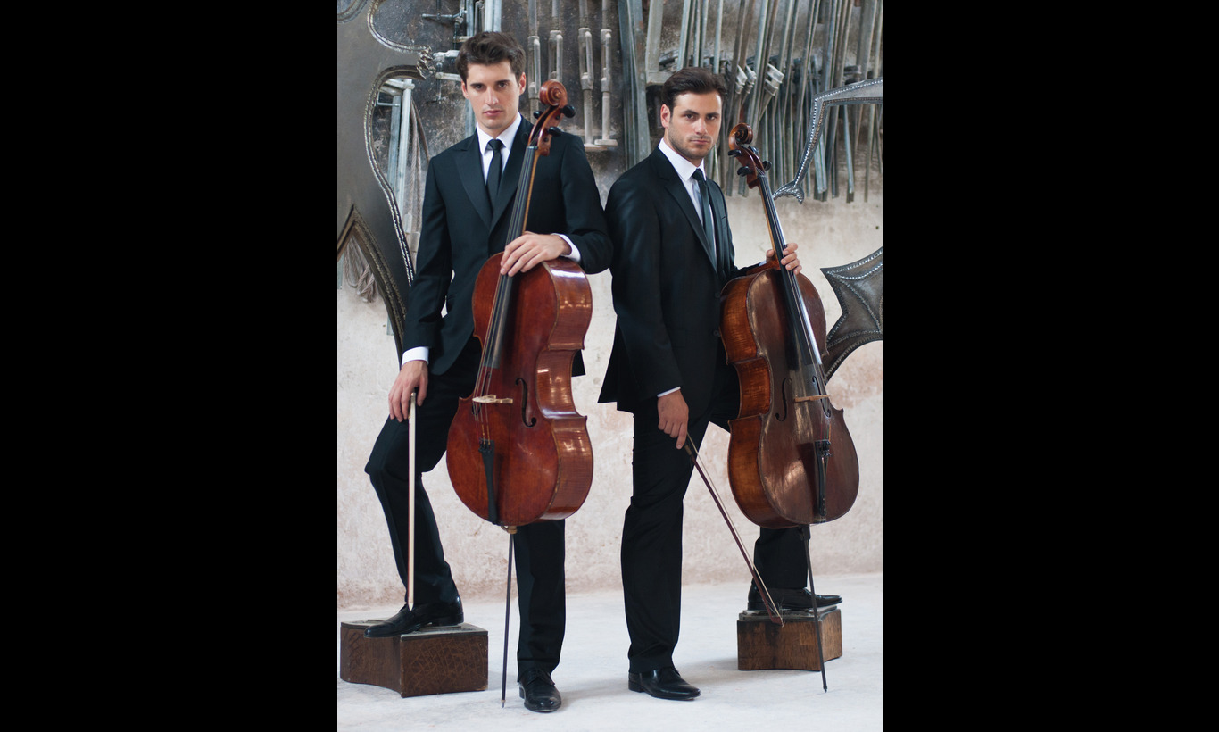 2CELLOS ON THE ROAD プレミアム・コンサート in JAPAN