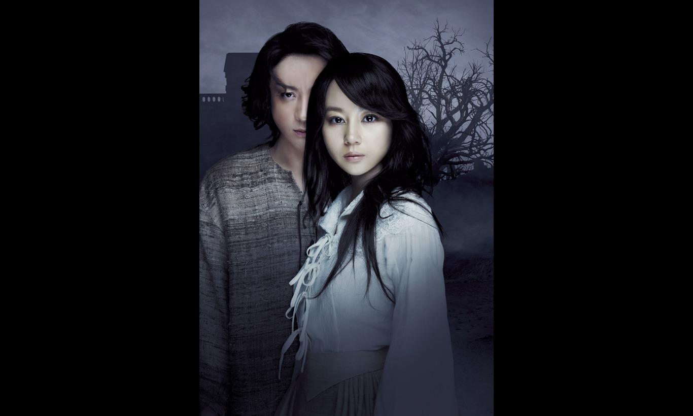 舞台「嵐が丘」堀北真希×山本耕史×戸田恵子