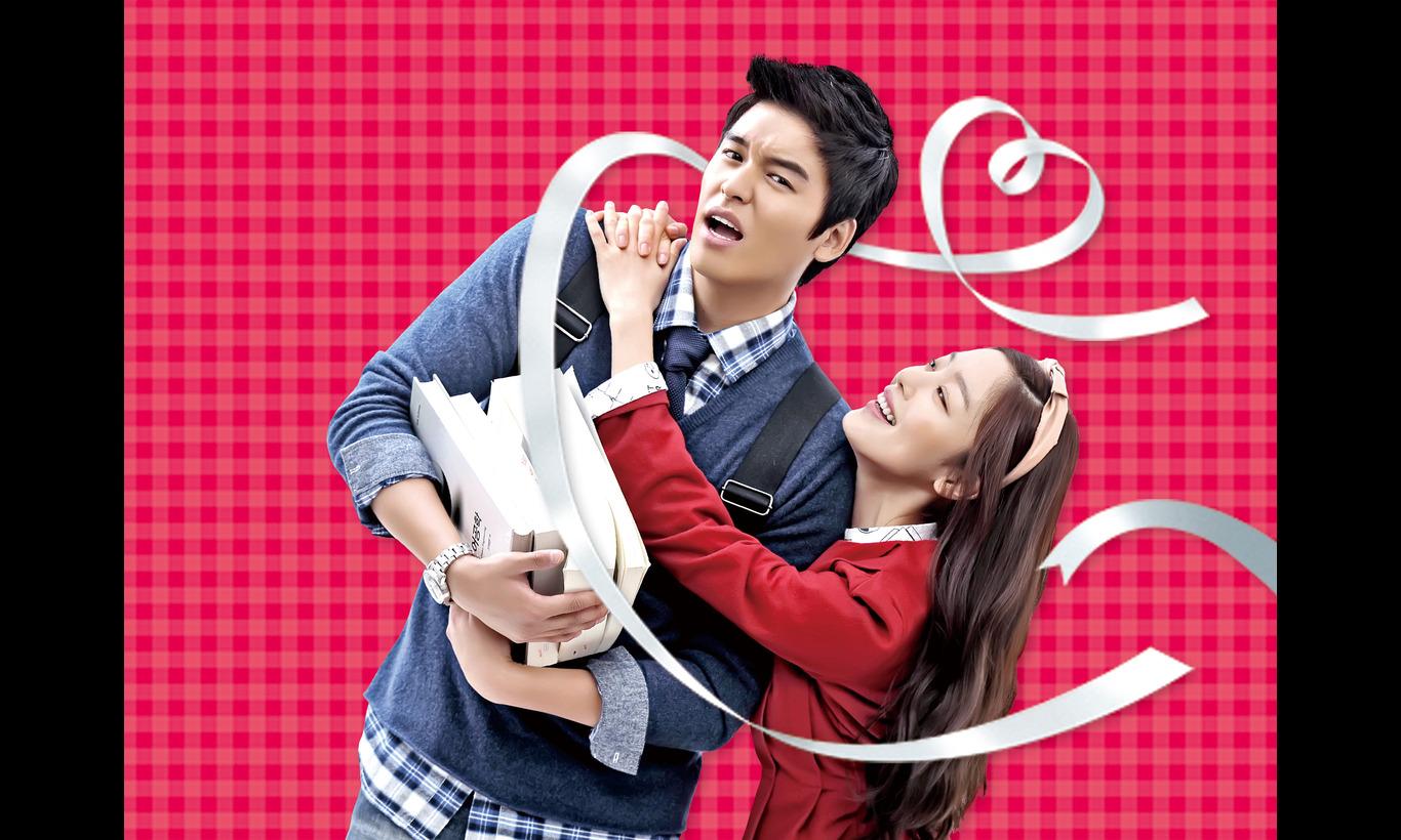 韓国ホームドラマ「バラ色の恋人たち」