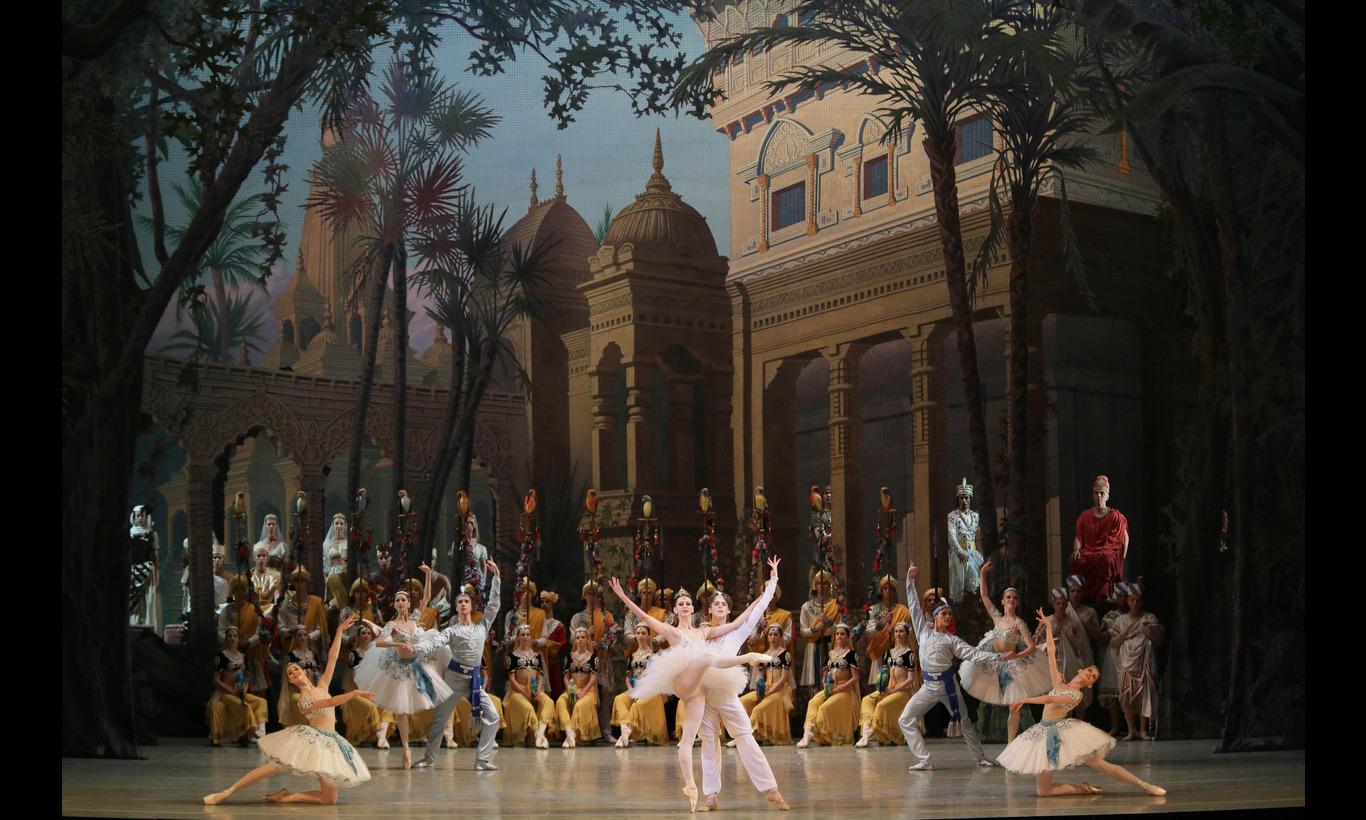ロシア名門マリインスキー・バレエの世界