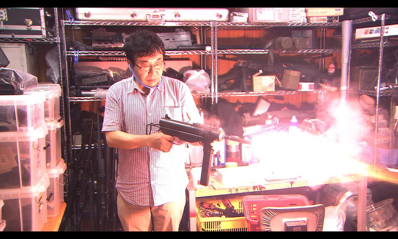 ノンフィクションW 日本映画を変える銃弾 納富貴久男・ガンエフェクト30年の挑戦