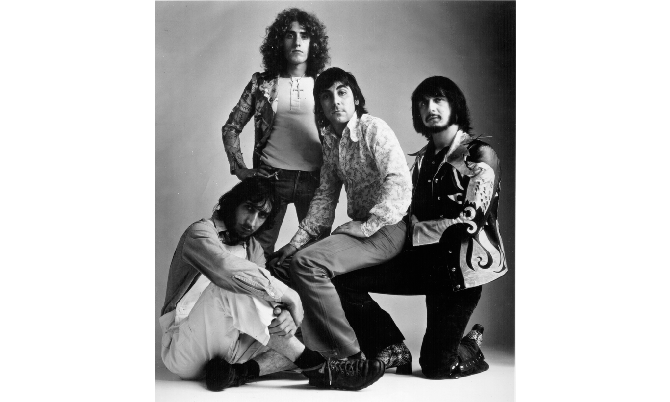 THE WHO キッズ・アー・オールライト