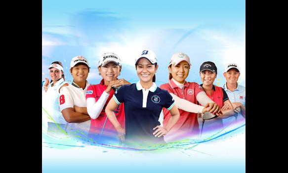 LPGA女子ゴルフツアー2016 総集編