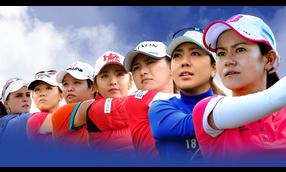 LPGA女子ゴルフツアー ANAインスピレーション2016 総集編