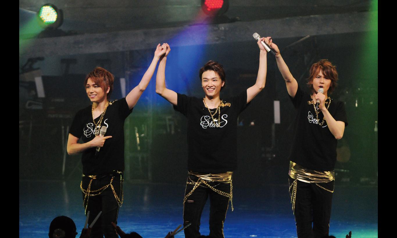 StarS(井上芳雄・浦井健治・山崎育三郎) First Tour -Live at TOKYU THEATRE Orb-