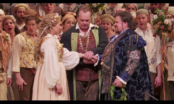 メトロポリタン・オペラ ハイライト映像  ワーグナー《ニュルンベルクのマイスタージンガー》